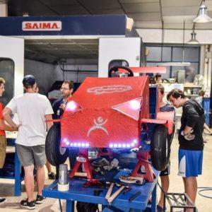 V Seville se zrodil elektromobil s logem průmyslovky