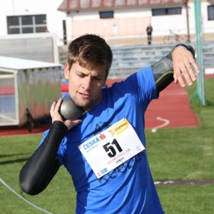 Atleti ovládli krajské kolo Středoškolského poháru