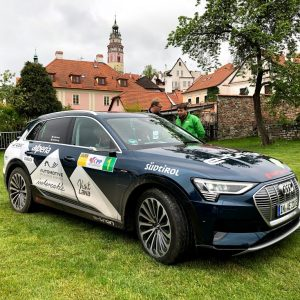 Czech New Energies Rallye poosmé s naší účastí