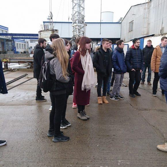 Exkurze do betonárny a prefy