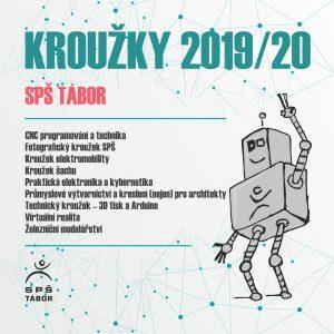 Zájmové kroužky 2019/20