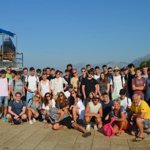 Druhý kurz v Chorvatsku