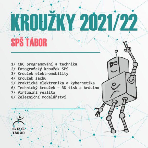 Zájmové kroužky 2021/22